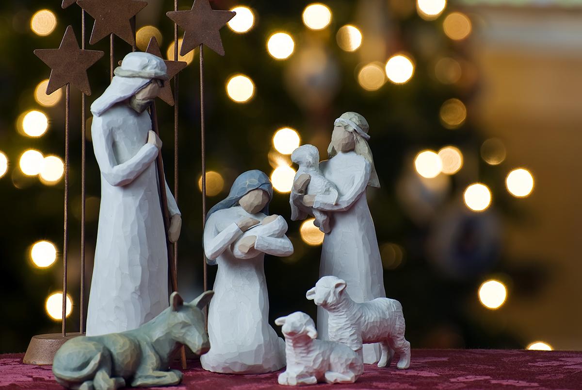 Vánoční bohoslužby v hodolanské farnosti